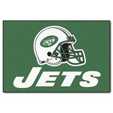 "NFL New York Jets Starter Rug - 19"" x 30"""