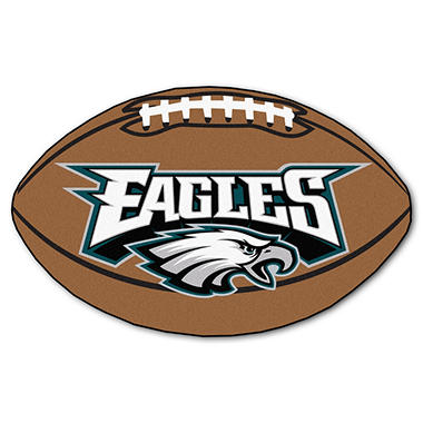 NFL Philadelphia Eagles Football Rug - 22