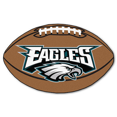"NFL Philadelphia Eagles Football Rug - 22"" x 35"""