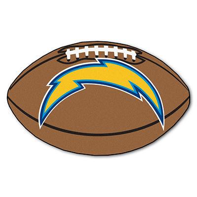 "NFL San Diego Chargers Football Rug - 22"" x 35"""