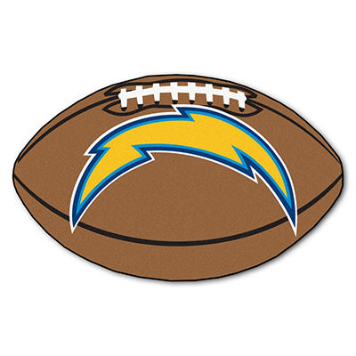 "NFL San Diego Chargers Football Rug - 22"" x 35"""