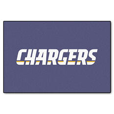 "NFL San Diego Chargers Starter Rug - 19"" x 30"""