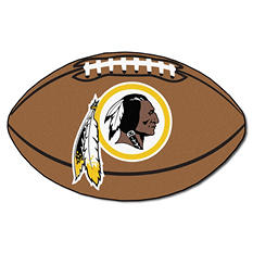 "NFL Washington Redskins Football Rug - 22"" x 35"""