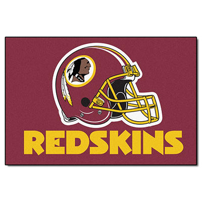 "NFL Washington Redskins Starter Rug - 19"" x 30"""
