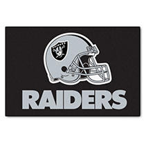 Image of NFL - Oakland Raiders Starter Mat