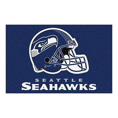 "NFL Seattle Seahawks Starter Rug - 19"" x 30"""