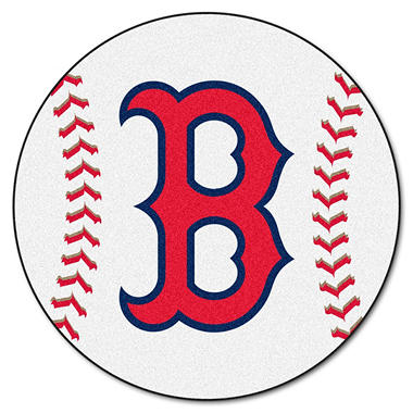 MLB Boston Red Sox Baseball Mat - 27