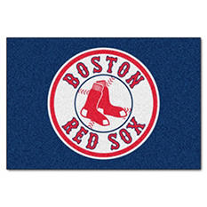 "MLB Boston Red Sox Starter Rug - 19"" x 30"""