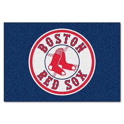 "MLB Boston Red Sox Starter Rug - 19"" x 30"""