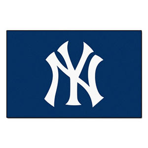 "MLB New York Yankees Starter Rug - 19"" x 30"""