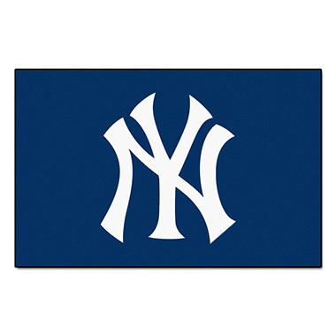 MLB New York Yankees Starter Rug - 19