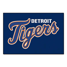 "MLB Detroit Tigers Starter Rug - 19"" x 30"""