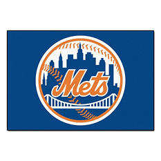 "MLB New York Mets Starter Rug - 19"" x 30"""
