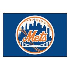 """MLB New York Mets Starter Rug - 19"""" x 30"""""""