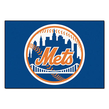 MLB New York Mets Starter Rug - 19