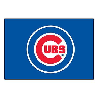MLB Chicago Cubs Starter Rug - 19
