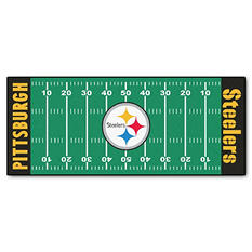 "NFL Pittsburgh Steelers Runner - 30"" x 72"""