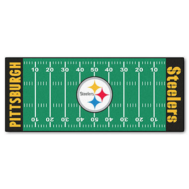 "NFL Pittsburgh Steelers Runner - 30"" x 72"""