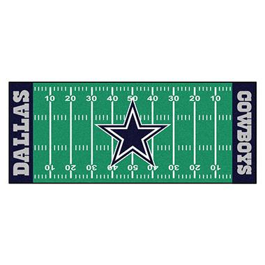 NFL - Dallas Cowboys Football Field Runner