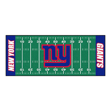 "NFL New York Giants Runner - 30"" x 72"""