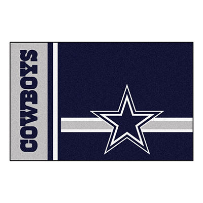 "NFL Dallas Cowboys Starter Rug - 19"" x 30"""