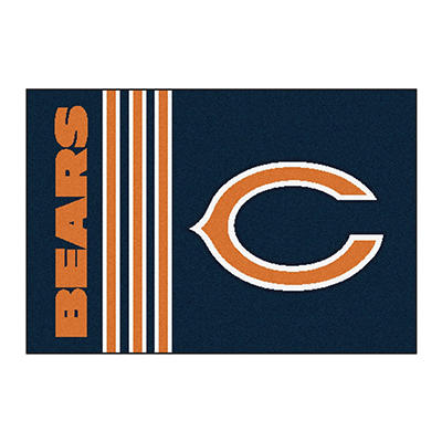 "NFL Chicago Bears Starter Rug - 19"" x 30"""