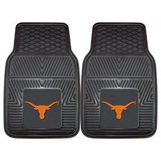 NCAA - University of Texas 2-pc Vinyl Car Mat Set