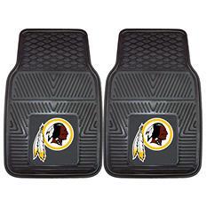 "NFL Washington Redskins Heavy-Duty 2-Piece Vinyl Car Mats - 18"" x 27"""