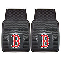 MLB - Boston Red Sox 2-pc Vinyl Car Mat Set