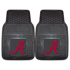 NCAA - University of Alabama 2-pc Vinyl Car Mat Set