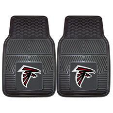 "NFL Atlanta Falcons Heavy-Duty 2-Piece Vinyl Car Mats - 18"" x 27"""