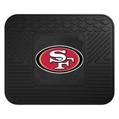 "NFL San Francisco 49ers Utility Mat - 14"" x 17"""