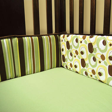 Trend Lab Crib Bumper - Gigi