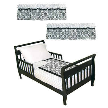 Trend Lab Toddler Bedding Set - Versailles - 6 pc.