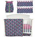 Trend Lab Baby Crib Bedding Set, 6 pc. - LucyImage