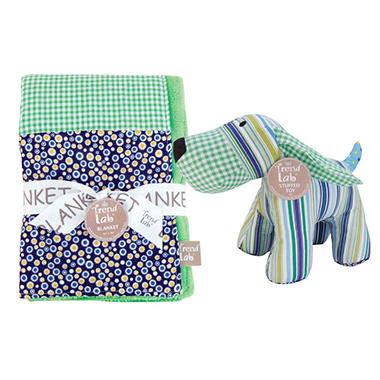 Trend Lab Baby Gift Set - Puppy - 2 pc.