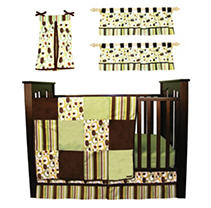Click here for Trend Lab Baby Crib Bedding Set, 6 pc. - Gigi prices