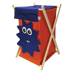 Trend Lab Hamper Set - Snuggle Monster