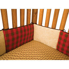 Trend Lab Crib Bumper - Northwoods