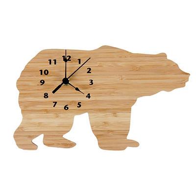Trend Lab Bear Wall Clock - Northwoods