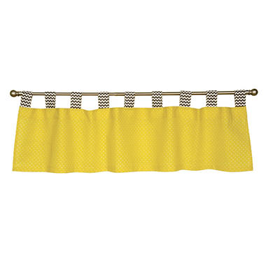 Trend Lab Window Valance - Hello Sunshine