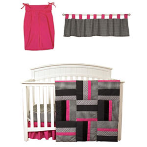 Trend Lab Crib Bedding 5. pc - Serena