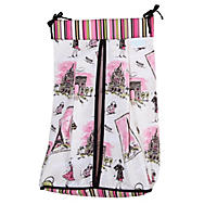 Waverly Tres Chic Diaper Stacker, Scatter Print