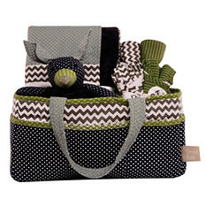 Trend Lab Baby Gift Set, Perfectly Preppy (11 pcs.)