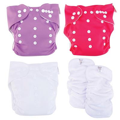 Trend Lab Cloth Diaper Starter Set (5 pcs.)