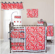 Click here for Waverly Charismatic 3-Piece Crib Bedding Set  Cher... prices