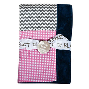 Trend Lab Receiving Blanket, Perfectly Pretty