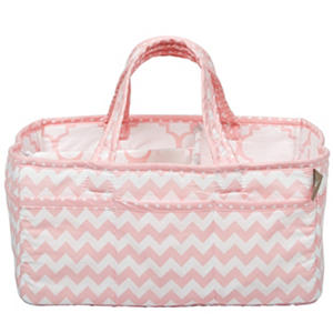 Trend Lab Storage Caddy, Pink Sky