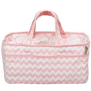 Trend Lab Storage Caddy, Pink Sky