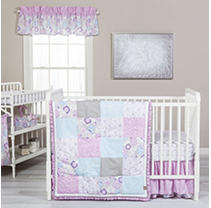 Click here for Trend Lab 5-Piece Crib Bedding Set  Grace prices